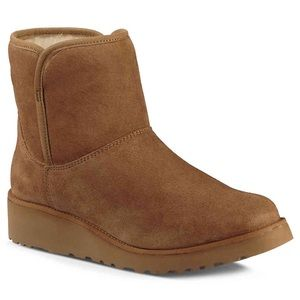 UGG Kristin Wedge Booties (8)